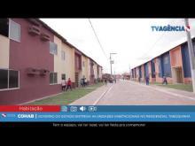Embedded thumbnail for Governo do Estado entrega 44 unidades habitacionais no Residencial Taboquinha
